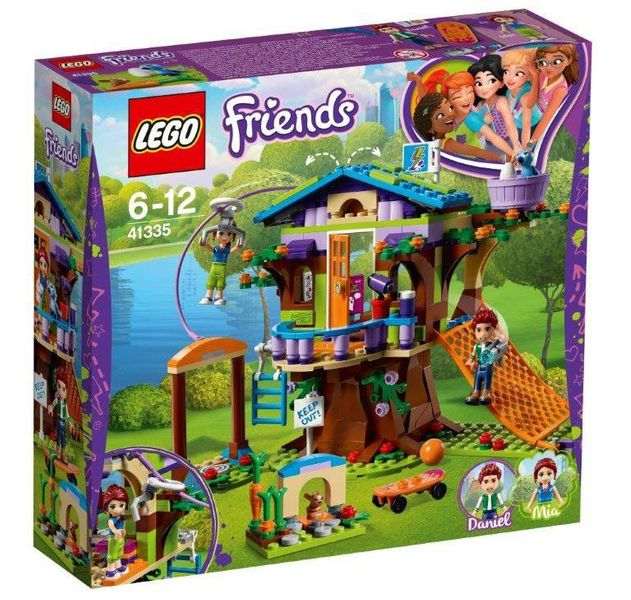 LEGO 41335 FRIENDS DOMEK NA DRZEWIE MII na Arena.pl