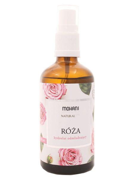 Hydrolat odmładzający Róża - Mohani - 100 ml zdjęcie 1