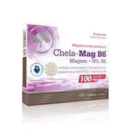 Olimp Chela-Mag B6 30 kapsułek - Długi termin ważności!