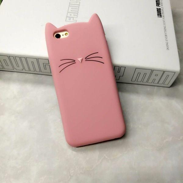 ETUI Case iPhone X Uszy Wąsy Kot zdjęcie 2