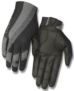 Rękawiczki męskie GIRO RIVET CS długi palec charcoal rvl lightgrey roz. L (obwód dłoni 229-248 mm / dł. dłoni 189-199 mm)