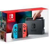 Nintendo Switch Joy-Con Czerwono-niebieski