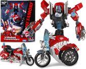 TRANSFORMER Robot MOTOR MOTOCYKL 2w1 ARTYK
