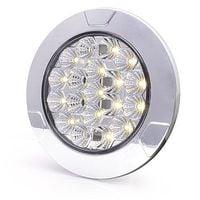Lampa LED oświetlenia wnętrza okrągła 12V-24V 991