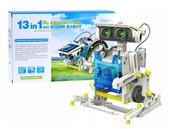Robot Solarny Zestaw Edukacyjny 13w1 Auto Pies zdjęcie 1