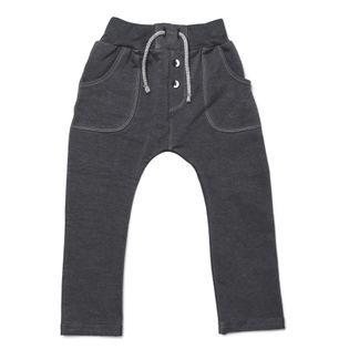 Spodnie niemowlęce dresowe chłopięce