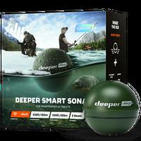 Deeper Smart Sonar CHIRP+ w zestawie z zimowymi akcesoriami!