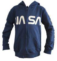 Bluza z kapturem licencja NASA (NASA5218107 9Y)