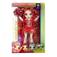 MGA Rainbow High Cheer Doll - Ruby Anderson (Red) 572039