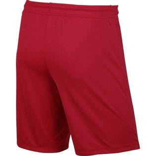 Spodenki męskie Nike Park II Knit Short NB czerwone 725887 657 XL