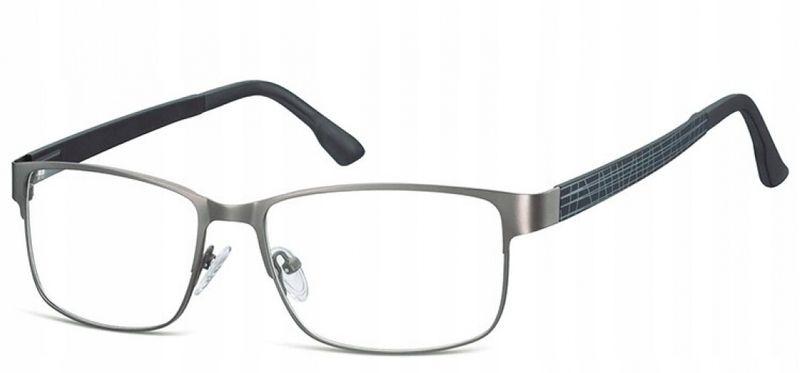 Oprawki okularowe stalowe damskie korekcyjne zerów zdjęcie 4