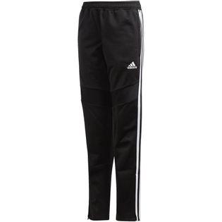 Spodnie dla dzieci Adidas Tiro 19 Polyester Pants JUNIOR D95925 Czarne 128 cm