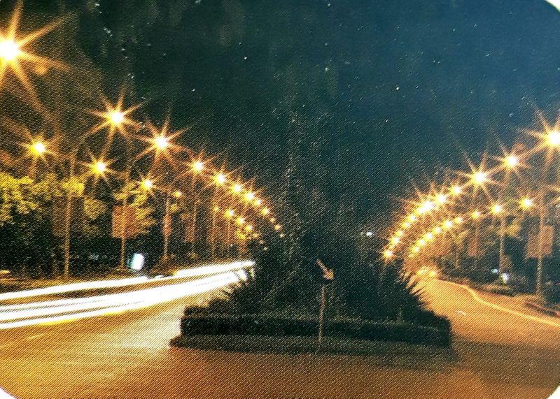 Lampa uliczna LED latarnia solar 20 w zdjęcie 13