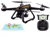 Dron OVERMAX X Bee Drone 9.0 GPS FULL HD WiFi FPV Stabilny ZESTAW