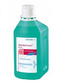 Desderman pure płyn do dezynfekcji rąk 500 ml