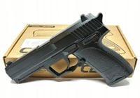 HK USP Pistolet NA KULKI FULL METAL Replika C2