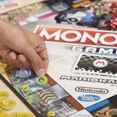 HASBRO Gra Monopoly Gamer Mariokart