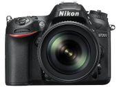 Lustrzanka Nikon D7200+18-105 VR