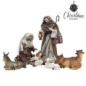 Christmas nativity set Christmas Planet 6791 25 cm (6 pcs)