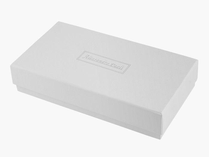 Duży damski portfel skórzany bigiel liście pudełko U68 zdjęcie 5