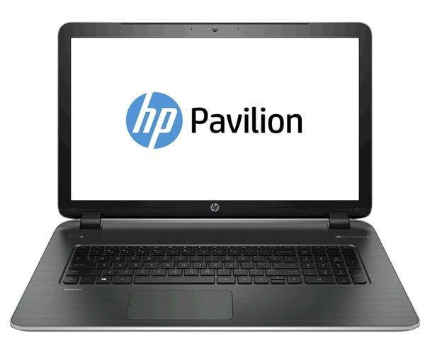 Laptop HP Pavilion 17 Intel N3540 4x2,66 4GB 500GB zdjęcie 1