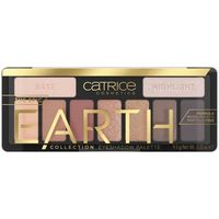 The Epic Earth Collection Eyeshadow Palette paleta cieni do powiek 011 Inspired By Nature 9.5g