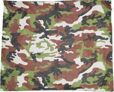 Poszewka na Poduszkę 50x60 Moro Wojskowa Militarna