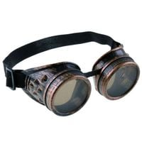 OKULARY STEAMPUNK retro gogle HALLOWEEN cosplay