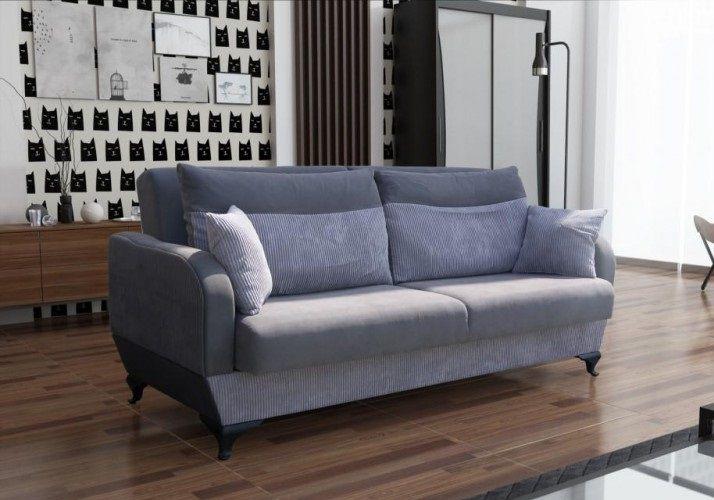 Sofa Kanapa 221/95cm LIWIA AR - różne kolory zdjęcie 1