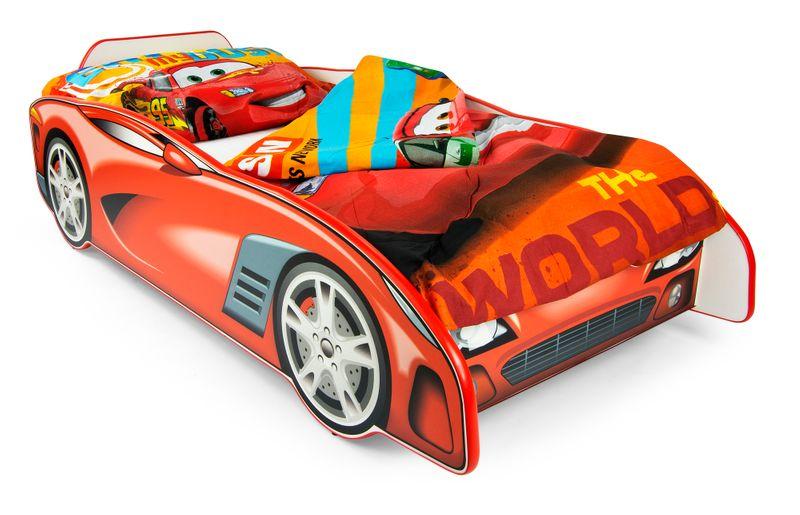 Łóżko dla Dzieci 140x70 cm Sport Car R na Arena.pl