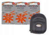 24xbaterie do aparatów słuchowych Rayovac 13 MF