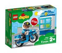 LEGO DUPLO - Motocykl policyjny 10900