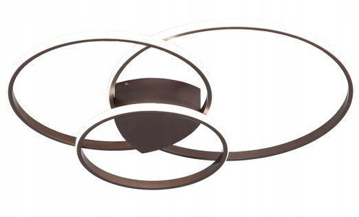 Lampa WOBAKO OXYGEN plafon ring panel okręgi LED 25/30/40 cm