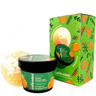 CafeMimi zestaw podarunkowy Spicy Citrus