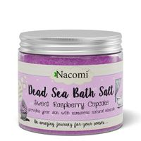 Nacomi sól z Morza Martwego - Malina 450g