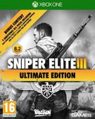 SNIPER ELITE III ULTIMATE EDITION - PL XBOX ONE