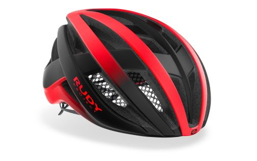 Kask rowerowy Rudy Project Venger Red-Black (Matte) rozmiar L 59 – 62cm 2021