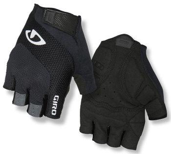 Rękawiczki damskie GIRO TESSA GEL krótki palec black roz. XL (obwód dłoni 205-210 mm / dł. dłoni 196-205 mm) (NEW)