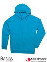 Bluza z kapturem dla mężczyzn i kobiet SST4200 OCB - 2XL