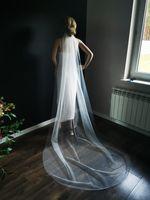 welon ślubny ślub biały biały 2.5 m gładki kościelny sklep ślubny