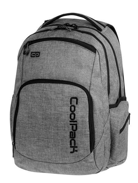 Plecak COOLPACK BREAK szkolny młodzieżowy DENIM zdjęcie 1