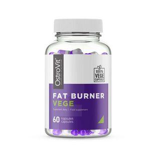 OstroVit Fat Burner Vege 60kaps.