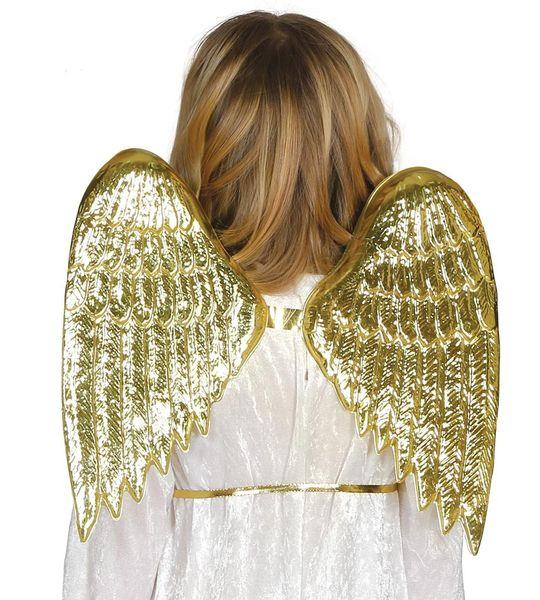Skrzydła Anioła Złote 40x35cm zdjęcie 1