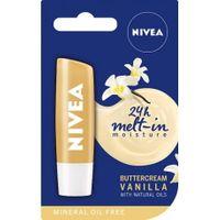 Nivea Pielęgnująca Pomadka Do Ust - Vanilla  Buttercream - 4,8 G