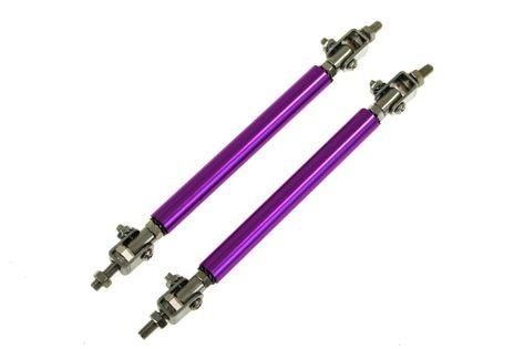 Wspornik Lotki, Mocowanie Dyfuzora 100mm Purple Tie Bars