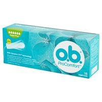 O.B.ProComfort Super Plus komfortowe tampony  1op.-16szt