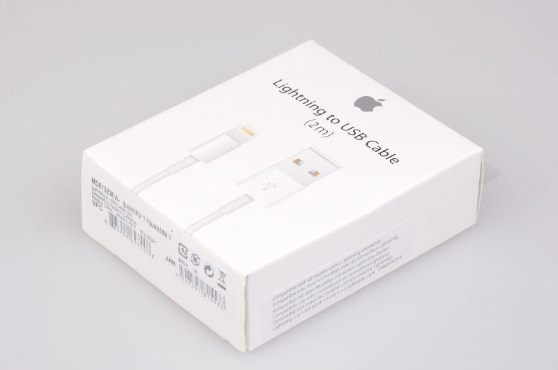 ORYGINALNY KABEL Apple iPhone 5 5S 5C 6 6S 7 8 Plus X SE iPad 2 metry zdjęcie 8