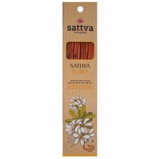Sattva Naturalne Kadzidła Flora Incense 30G