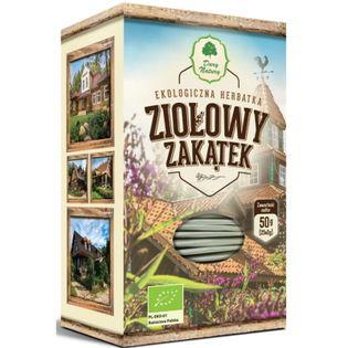 Herbata Ziołowy Zakątek Eko 25X2G Dary Natury