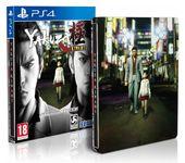 YAKUZA KIWAMI STEELBOOK PS4